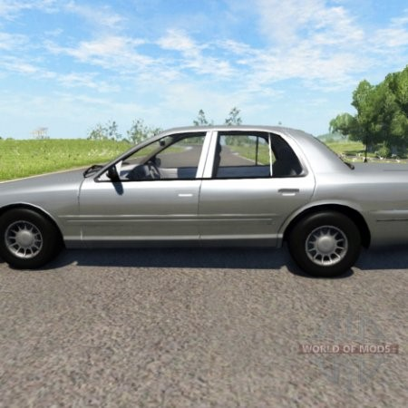 FORD CROWN VICTORIA 1999 BEAMNG DRIVE