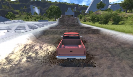ULTIMATE TEST TERRAIN V4 – BEAMNG DRIVE