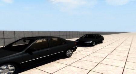 Скачать мод «Peugeot 406 Sedan C» для BeamNG Drive