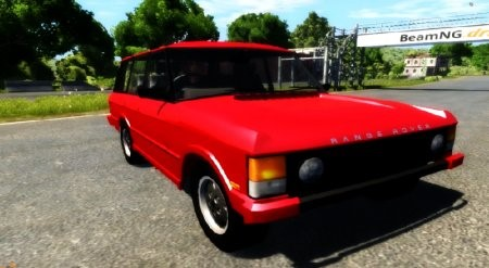 RANGE ROVER CLASSIC – BEAMNG DRIVE
