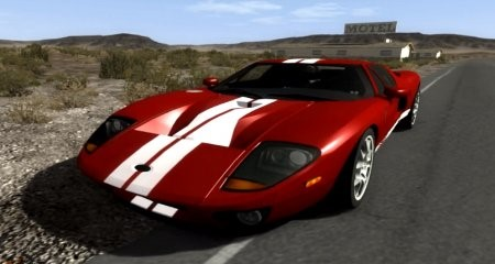 FORD GT 2005 – BEAMNG DRIVE