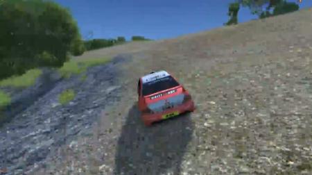 Скачать мод карта Rally Championship для BeamNG Drive