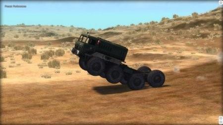Скачать мод BKL MAZ 535 для BeamNG Drive