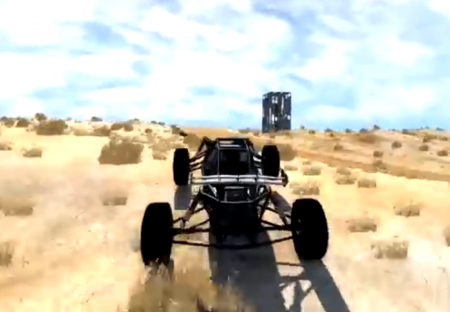 Скачать мод машина DSC Scarab Reborn для BeamNG Drive