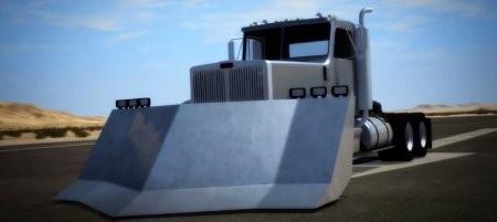 Скачать мод Gavril T75 Heavy Plow для BeamNG Drive
