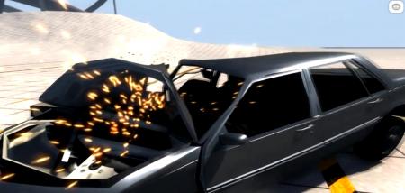 Скачать мод Willard (GTA IV) для BeamNG Drive