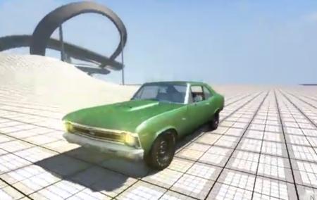 1968 CHEVY NOVA – BEAMNG DRIVE