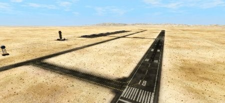 GROOVED RANGE DESERT AIRPORT MAP – BEAMNG DRIVE