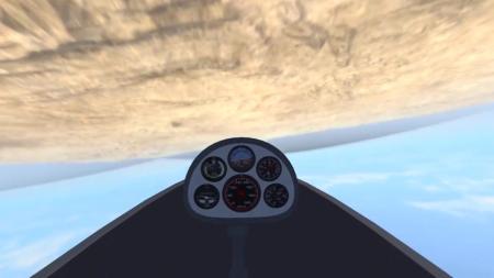 Скачать мод карта Grooved Range Desert Airport для BeamNG Drive