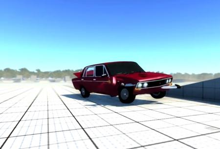 Скачать мод машина VAZ 2106 CLASSIC для BeamNG Drive