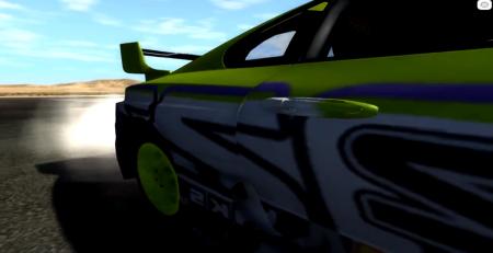 TOYOTA SUPRA DRIFT 1995 – BEAMNG DRIVE