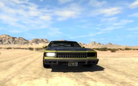 Скачать мод American Sedan для BeamNG Drive