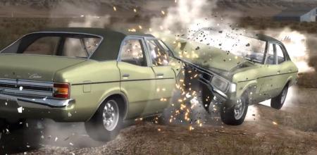Скачать мод Ford Cortina для BeamNG Drive