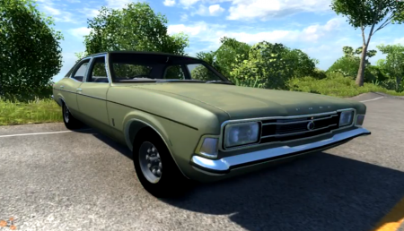 FORD CORTINA – BEAMNG DRIVE