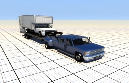 PICKUPFS PACK CARS – BEAMNG DRIVE