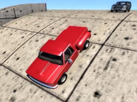Скачать мод Pickupfs Pack Cars для BeamNG Drive