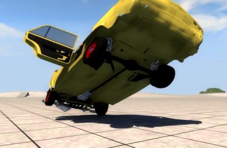 Скачать мод ВАЗ 2101 v2.0 для BeamNG Drive