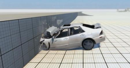 Скачать мод Lexus IS300 для BeamNG Drive