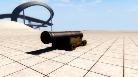 Old Cannon – BEAMNG DRIVE
