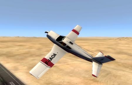 AIRCRAFT SOCATA ST-10 DIPLOMATE – BEAMNG DRIVE