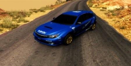 Скачать мод машина SUBARU IMPREZA WRX STI 2008 для BeamNG Drive 0.3.7.8