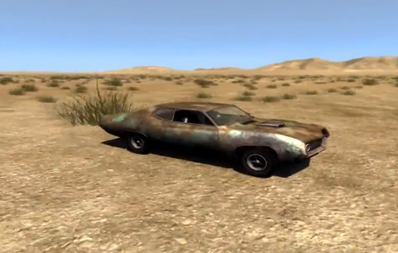 1970 FORD TORINO EXTREME – BEAMNG DRIVE