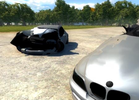 Скачать мод машина BMW Z3 M POWER 2002 для BeamNG Drive 0.3.8.3