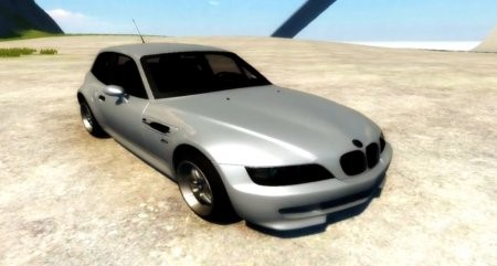 Скачать мод BMW Z3 M POWER 2002 для BeamNG Drive