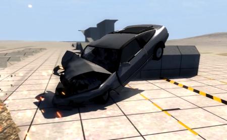 Скачать мод машина NISSAN 240SX для BeamNG Drive 0.3.8.3