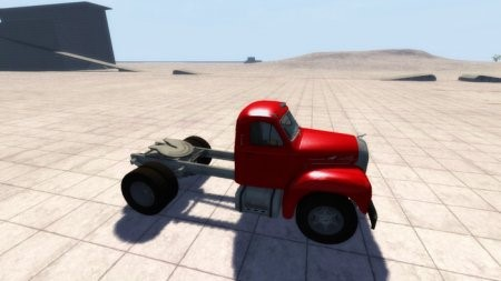 Скачать мод Mack B61 для BeamNG Drive