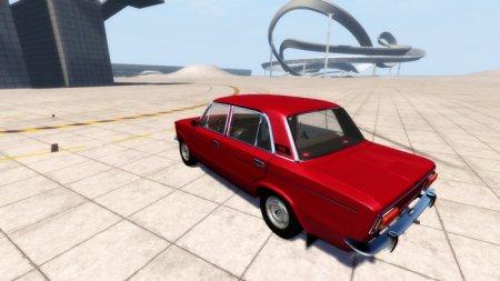 Скачать мод ЛАДА ВАЗ-2103 для BeamNG Drive