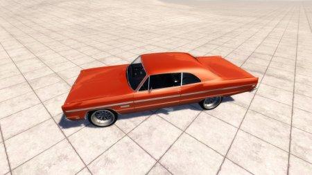 Скачать мод 1969 Plymouth Fury III для BeamNG Drive
