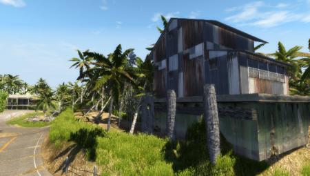 Скачать мод карта Tropical Savanna для BeamNG Drive