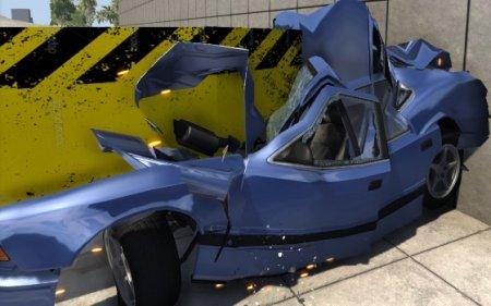 Скачать мод Crashmobil для BeamNG Drive