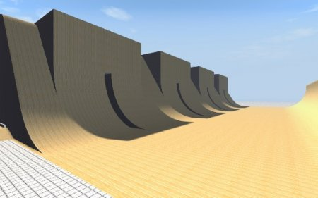 SKATEBOARD ARENA MAP – BEAMNG DRIVE