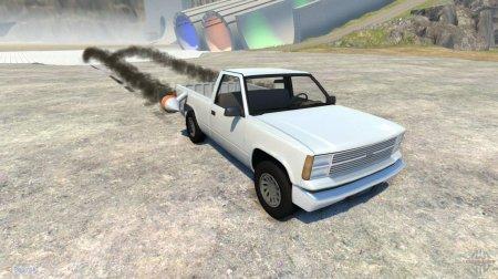 Скачать мод пак автомобилей «Pickup» для BeamNG Drive 0.3.6.9