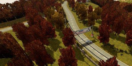 Скачать мод карта Colonial Run - The Railroad для BeamNG Drive