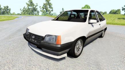 Скачать мод Opel Kadett Coupe для BeamNG Drive 0.5.4+