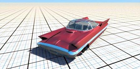 Скачать мод Jefferson Futura для BeamNG Drive