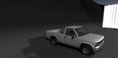 Скачать мод карта «Car_Killer Showroom» для BeamNG Drive