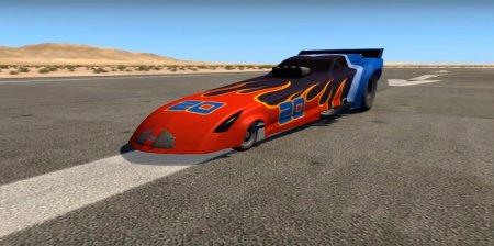 Автомобиль «Annihilator 0.9 Beta» для BeamNG Drive