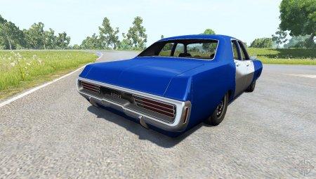 Скачать мод автомобиль Dodge Polara 1971 для BeamNG Drive 0.5.3.2