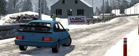 Карта Alpine Rally для BeamNG Drive