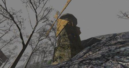 Скачать мод карта Ghost Town для BeamNG Drive