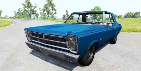 Скачать мод автомобиль Plymouth Belvedere 1965 для BeamNG Drive 0.5.3.2
