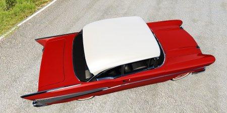 Скачать мод Chevrolet Bel Air Coupe 1957 для BeamNG Drive 0.5.2+