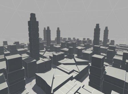 Скачать мод карта VR City для BeamNG Drive 0.5.2+