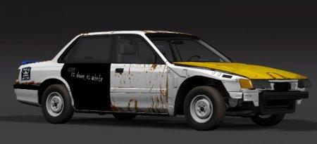 Скачать мод Пак Old and Rusty Car для BeamNG Drive 0.5.1+