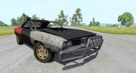 Скачать мод автомобиль Dodge Charger RT для BeamNG Drive 0.5.2