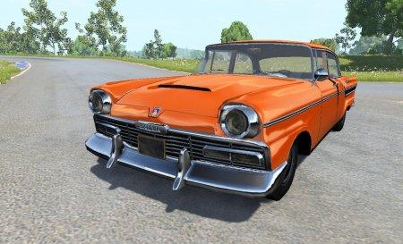 Скачать мод автомобиль Smith Custom 200 v0.3 для BeamNG Drive 0.5.1